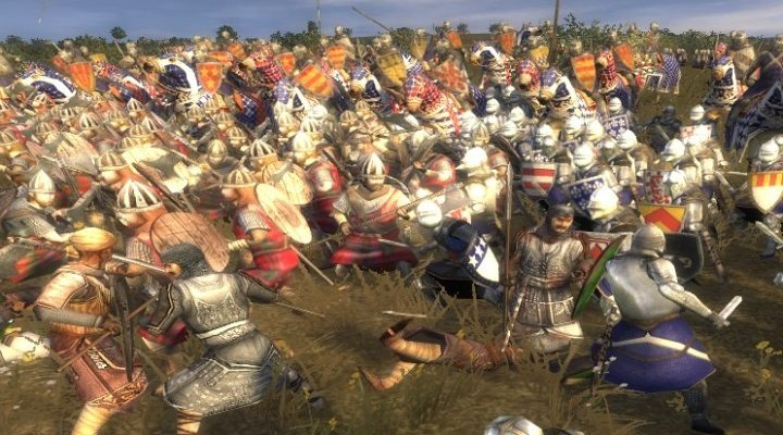 Mongols and Scotland TW — мод для Medieval 2 Total War