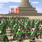 World Rulers Total War — мод для Rome Total War
