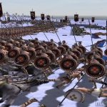 Ancient Crisis Cool Map — мод для Rome Total War