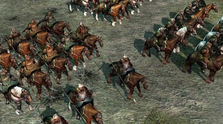Битва за Гондор – мод для BFME2 Rise of the Wicth King