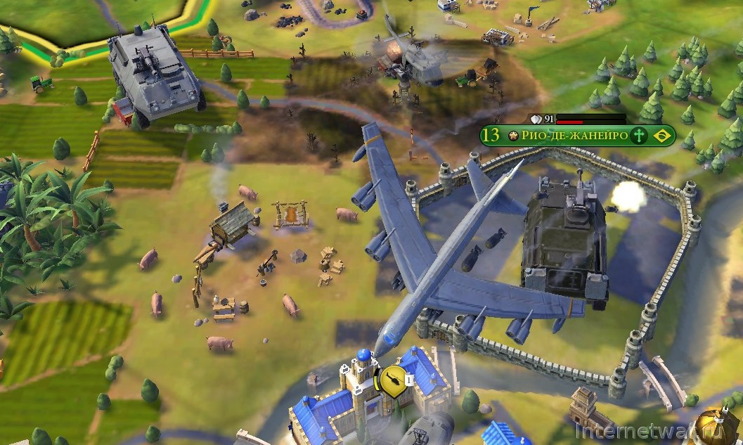 sid meier s civilization vi обзор