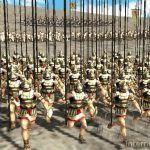 Extended Proffessional Armies — мод для Rome Total War
