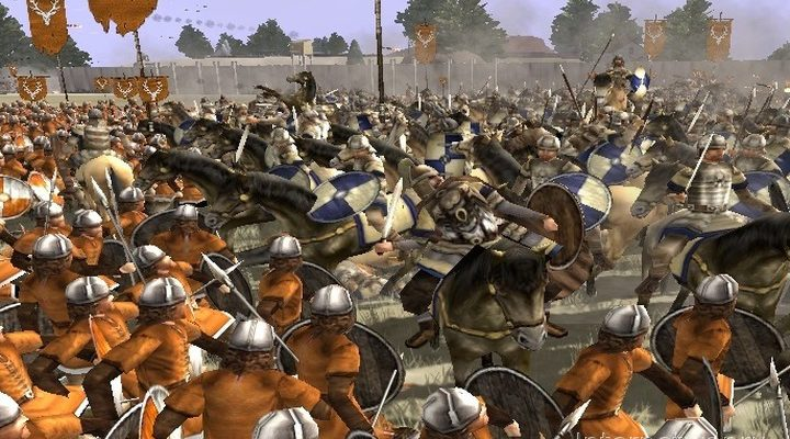 Revisio Cartae Geographic Mod — мод для Rome Total War