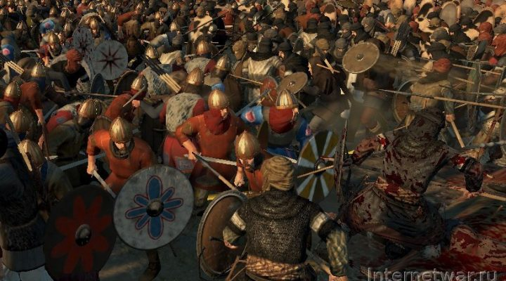 Rise of the North — мод для Total War: Attila