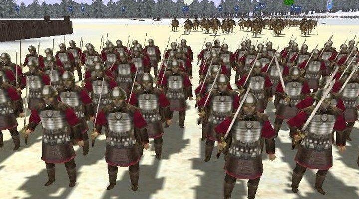 World Rulers 4.8 Mundus Magnus — мод для Rome Total War