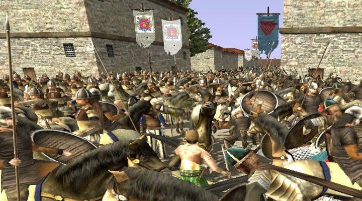 World Rulers Total War — прохождение кампании за Аламанов
