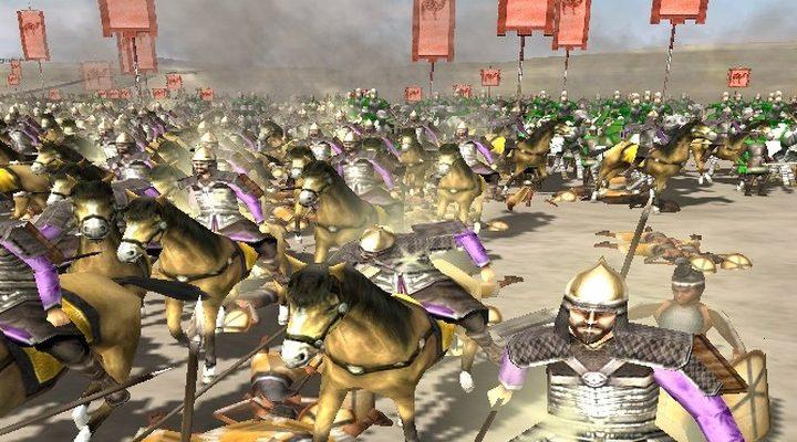 World Rulers Total War — прохождение кампании за Танухидов
