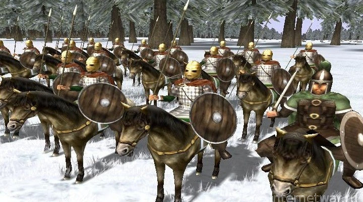 Age of Odin — мод для Rome Total War