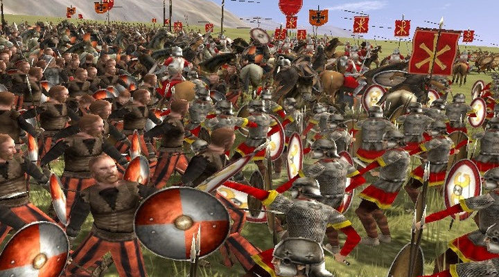 Extra Resourses mod — мод для Rome Total War