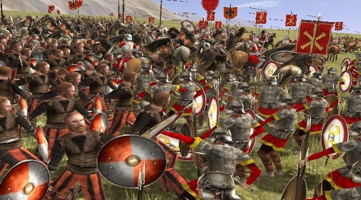 Extra Resourses mod — мод для Rome Total War