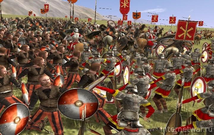 игра rome total war моды