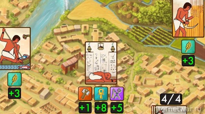 Pre-Dynastic Egypt — обзор игры