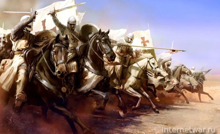 книги про крестовые походы