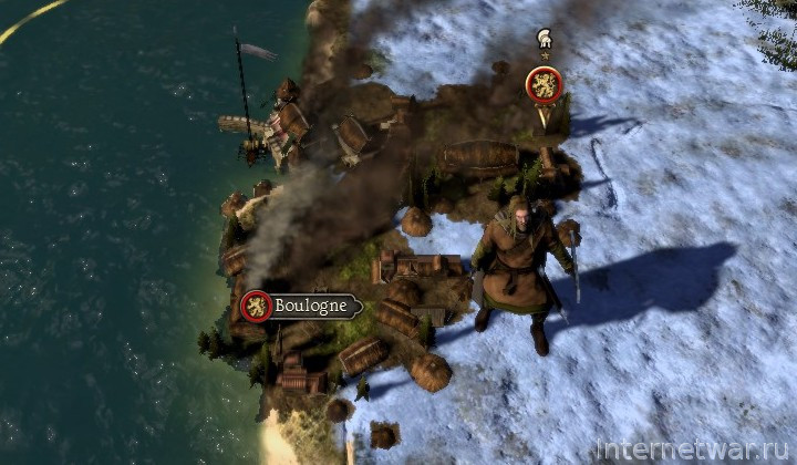 total war attila мод средневековье