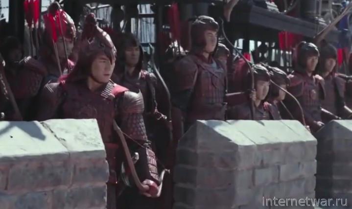 рецензия на фильм Великая стена