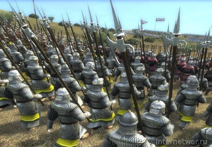 скачать мод medieval 2