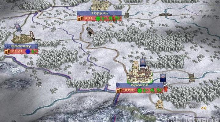 Retrofit 2017 русская версия — миниобзор мода для Medieval 2 Total War