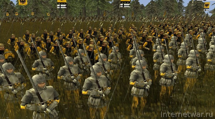 Rome Medieval Kingdoms — мод для Rome Total War
