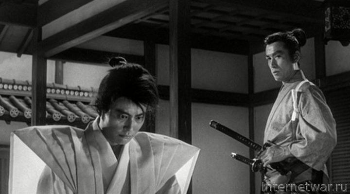 Харакири (Япония, 1962)