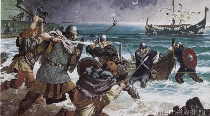Д. Хейвуд Люди Севера. История викингов, 793–1241