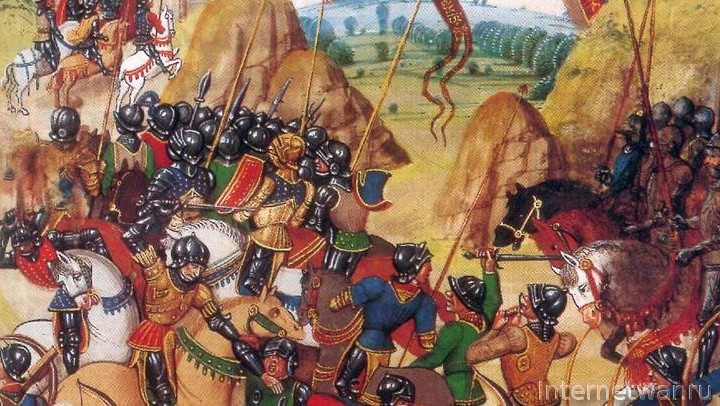 история столетней войны