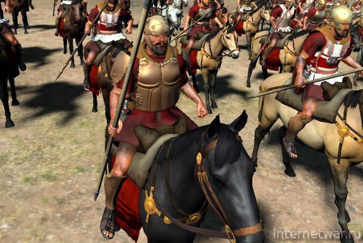 total war rome 2 моды на юнитов