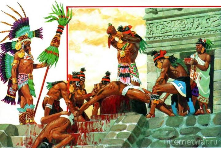 история ацтеков