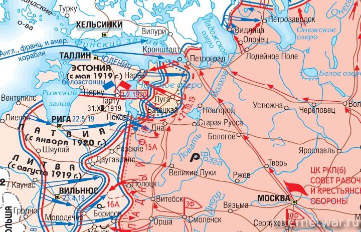 бои в прибалтике 1919 посев 2017 читать