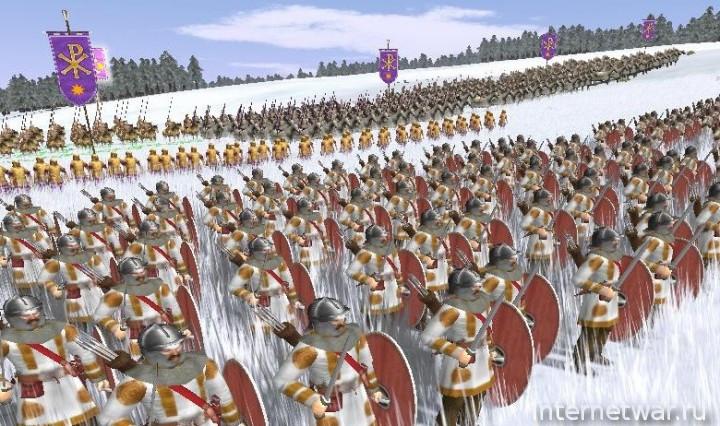 скачать мод для rome total war