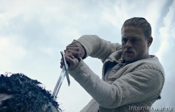 рецензия на фильм Меч короля Артура