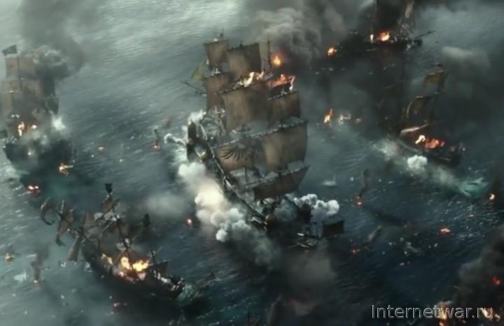 рецензия на фильм Пираты карибского моря 5