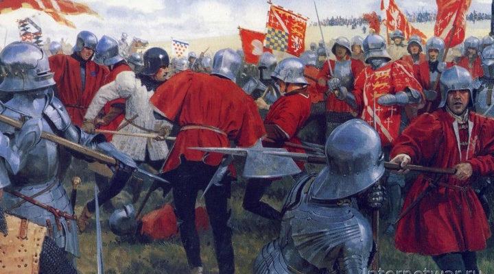 В. Устинов. Войны Роз. Йорки против Ланкастеров