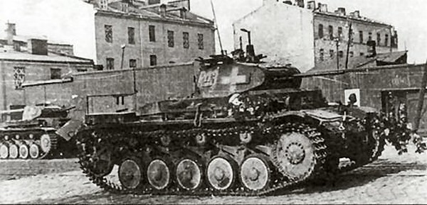Немецкие танки