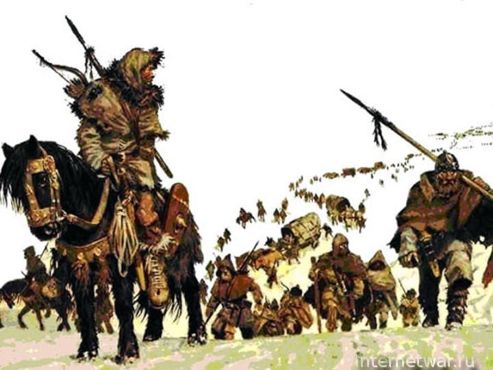 рим падение империи