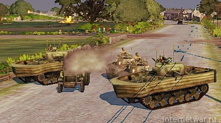 Steel Division. Normandy 44 — обзор игры