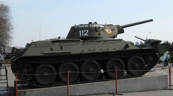 О танковой колонне «Димитрий Донской»