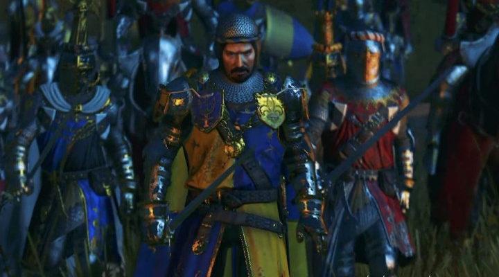 Часть 1. Прохождение за Бретоннию Total War: Warhammer