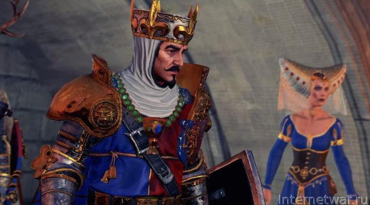 Часть 2. Прохождение за Бретоннию Total War: Warhammer