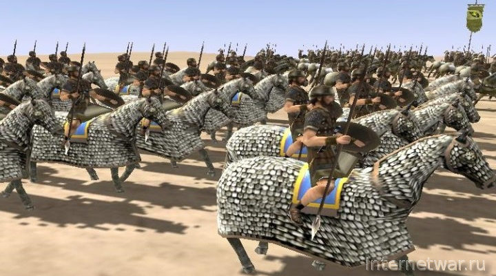 Age Before The Fall — мод для Rome Total War