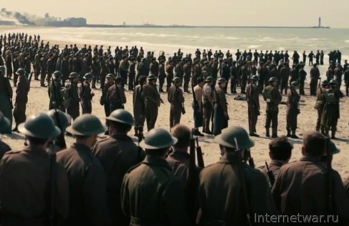 рецензия на фильм дюнкерк