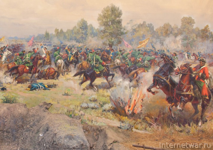 книга о полтавском сражении
