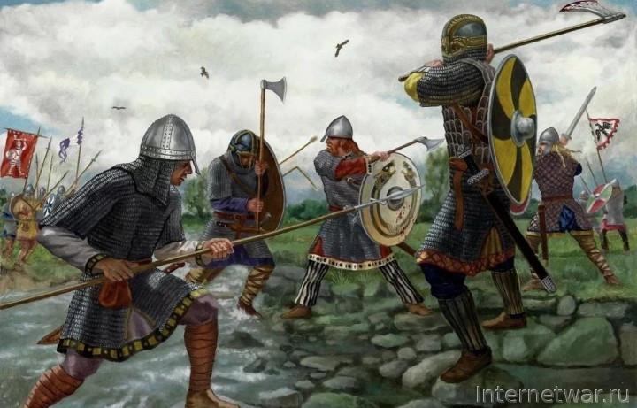 история англосаксов