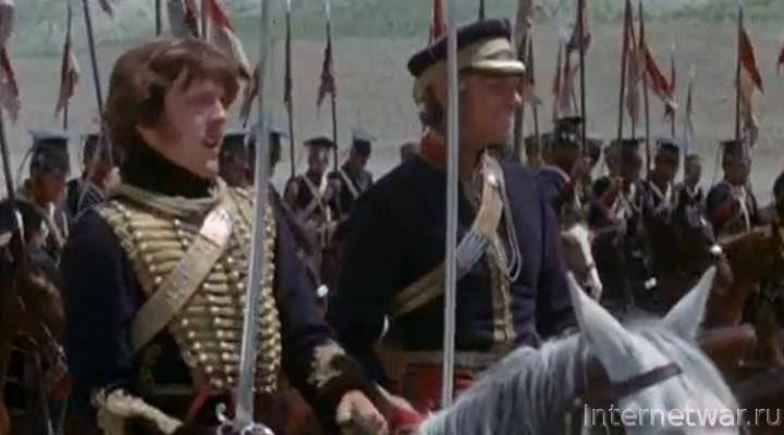 Атака легкой бригады (Великобритания, 1968)