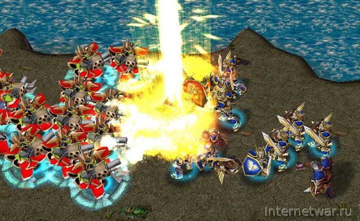 Карты для Warcraft 3 Frozen Throne