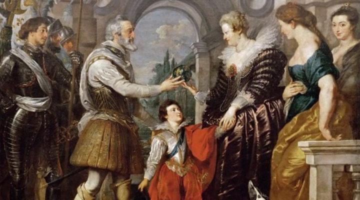 В. Шишкин. Королевский двор и политическая борьба во Франции в XVI-XVII веках