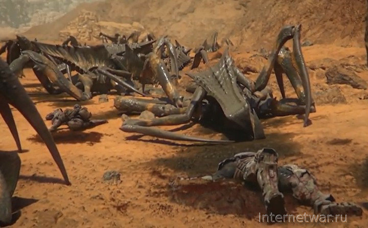 Звёздный десант: Предатель Марса рецензия