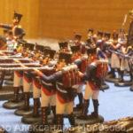 Военная миниатюра — Французская пехота 1812 года