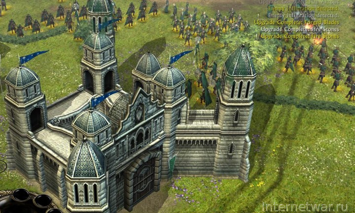 мод для BFME2 Rise of the Wicth King