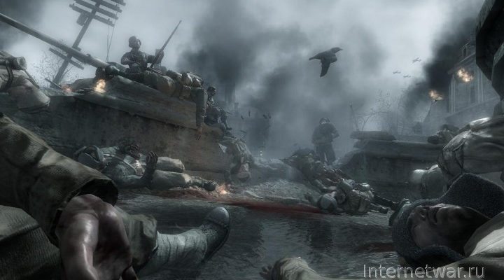 Call of Duty World at War — отзыв об игре