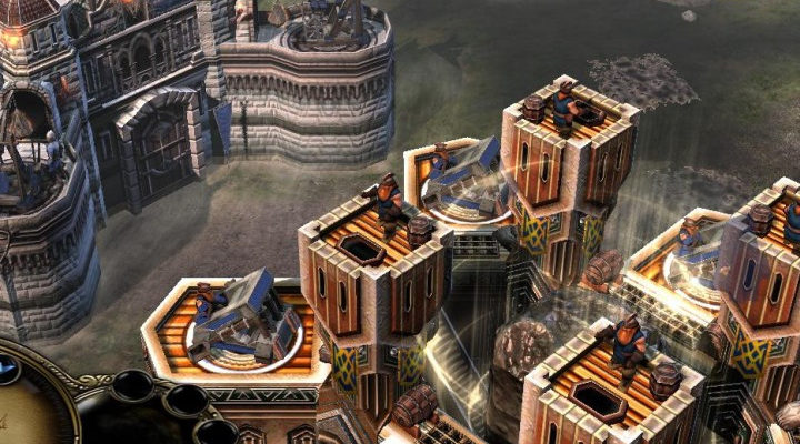 RaF Arcade Mod – мод для BFME2 Rise of the Wicth King
